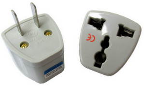 Australia/New Zealand/China/Argentina Travel plug Adapter for US and International Outlets