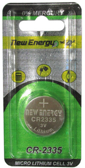 Cheap Batteries Com New Energy Cr2335 3v Lithium Coin Cell