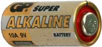 GP10A 9 Volt 38 mAh Alkaline Battery