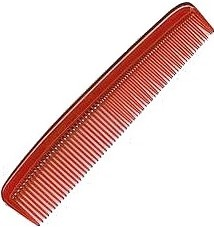 9 inch Ladies Red Color Combs