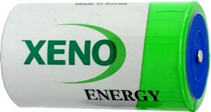 XenoEnergy XL-200F D Size 3.6 Volt 16.5Ah Lithium Battery