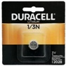 Duracell DL1/3N 3V Lithium Battery, Carded