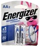 Energizer L91 AA Ultimate Lithium Battery 2 pack