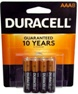 Duracell Coppertop AAA 8 Blister Pack