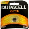 Duracell 1.5 Volt Alkaline Button Battery PX625A, 1-Pack Carded.  Marked March 2019