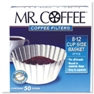 MR. COFFEE Filter 100 Box for cup size 8-12