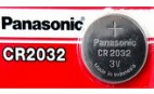 Panasonic Coin and Lithium Batteries