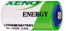 XenoEnergy XL-050F 1/2AA 3.6 Volt 1.2Ah Lithium Battery