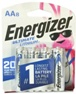 Energizer L91 AA 8 Card
