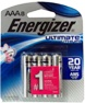 Energizer L92 AAA 4 Card
