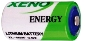 Xeno Energy XL-050F 1/2AA 3.6 Volt 1.2Ah Lithium Battery